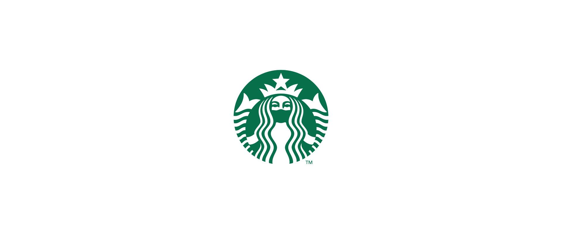 Redesain logo starbucks dalam wabah Covid-19