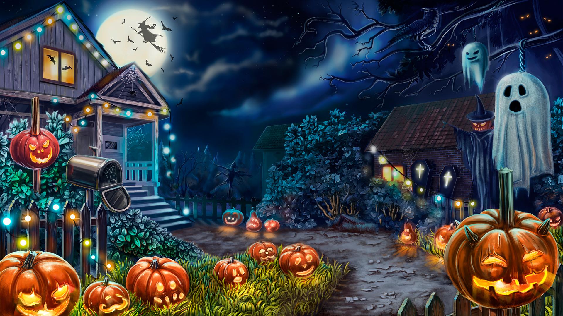игры хэллоуина картинки знаю