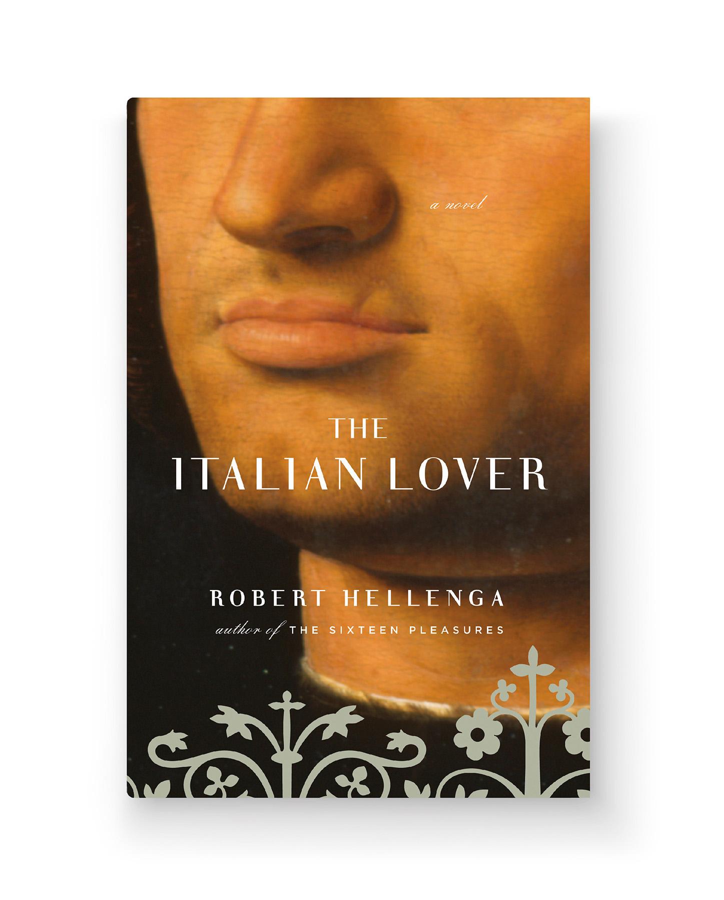 The Italian Lover Book Cover