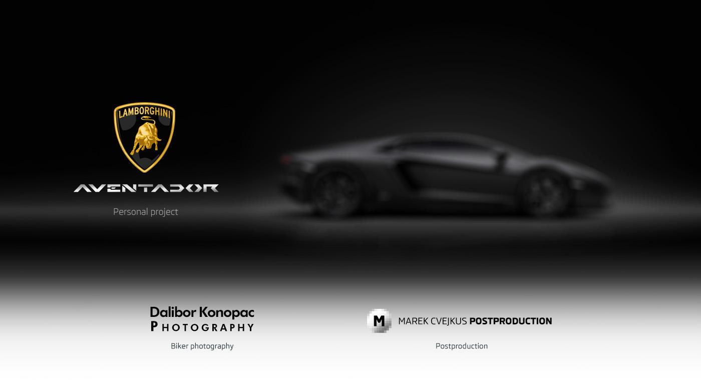 Lamborghini Aventador 50 Shades Of Grey On Behance