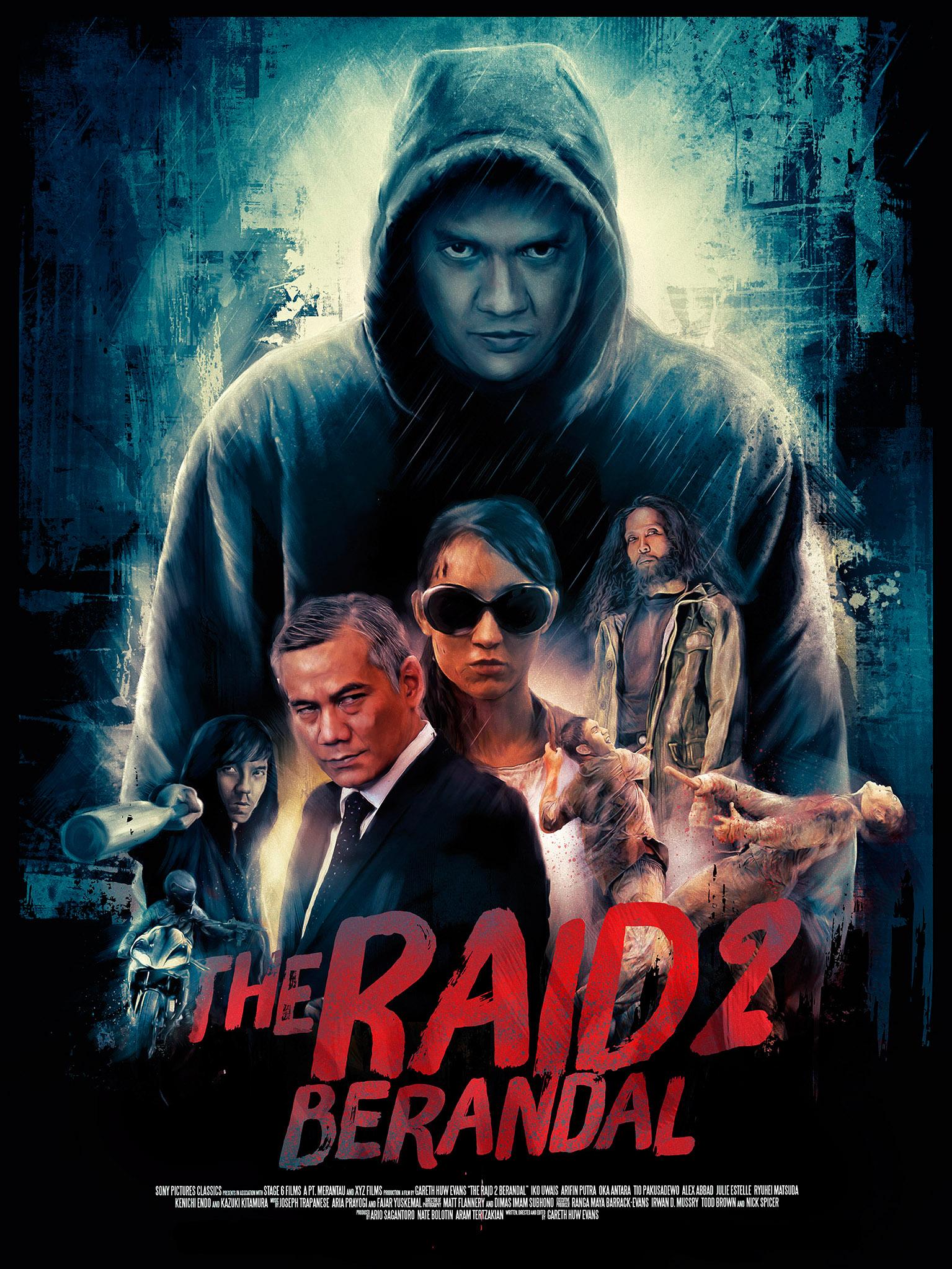 The Raid 2 On Behance