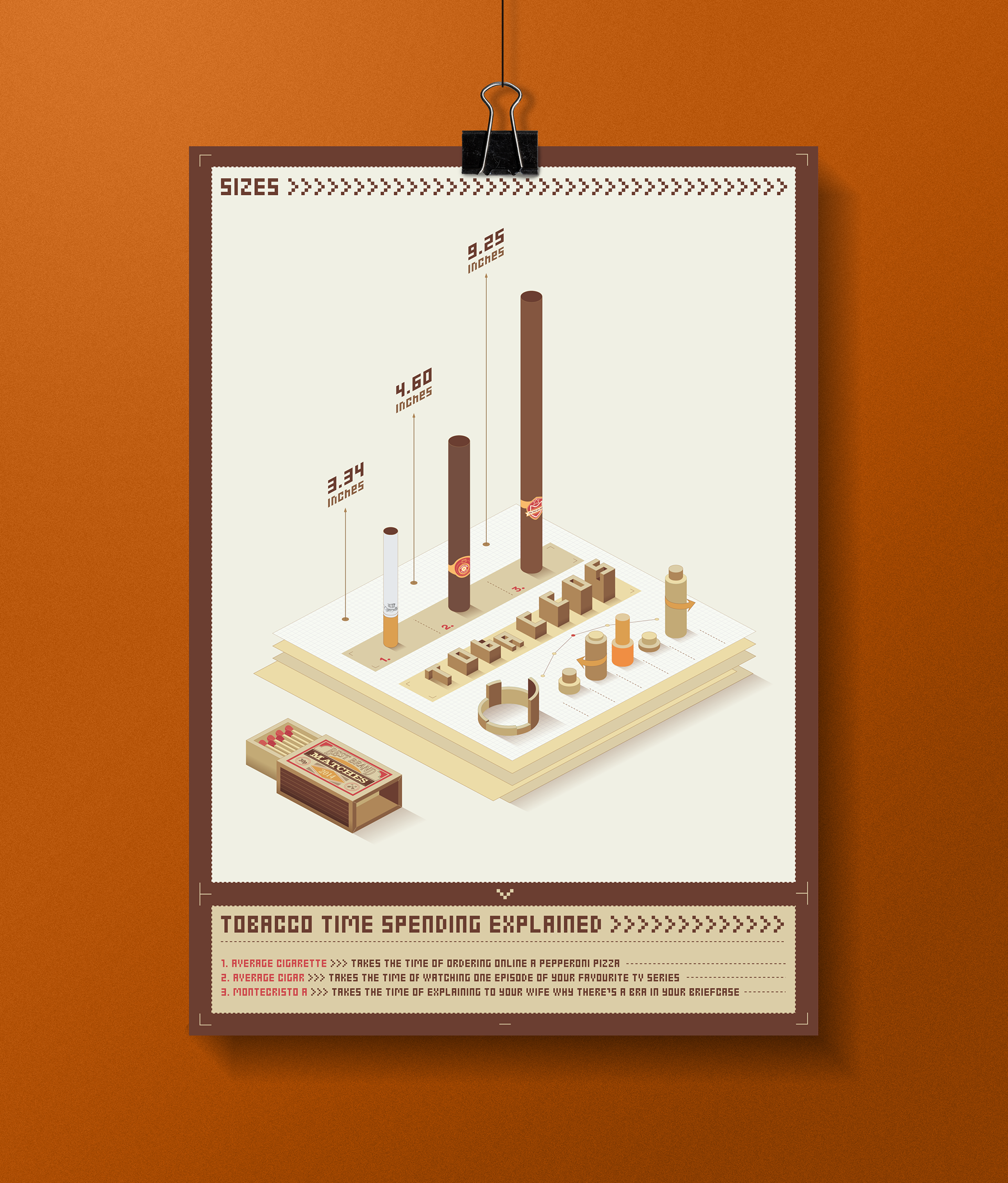 SIZES - When size matters on Behance