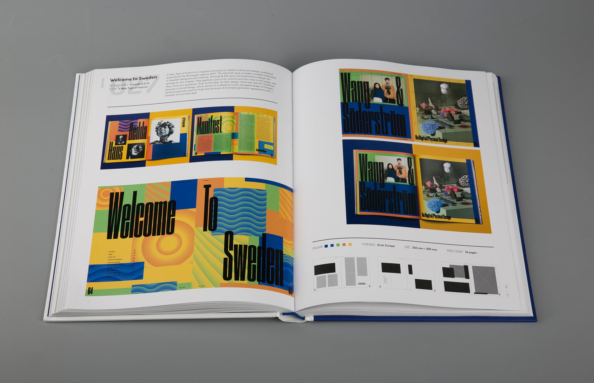 Page Design: New Layout and Editorial Design on Behance