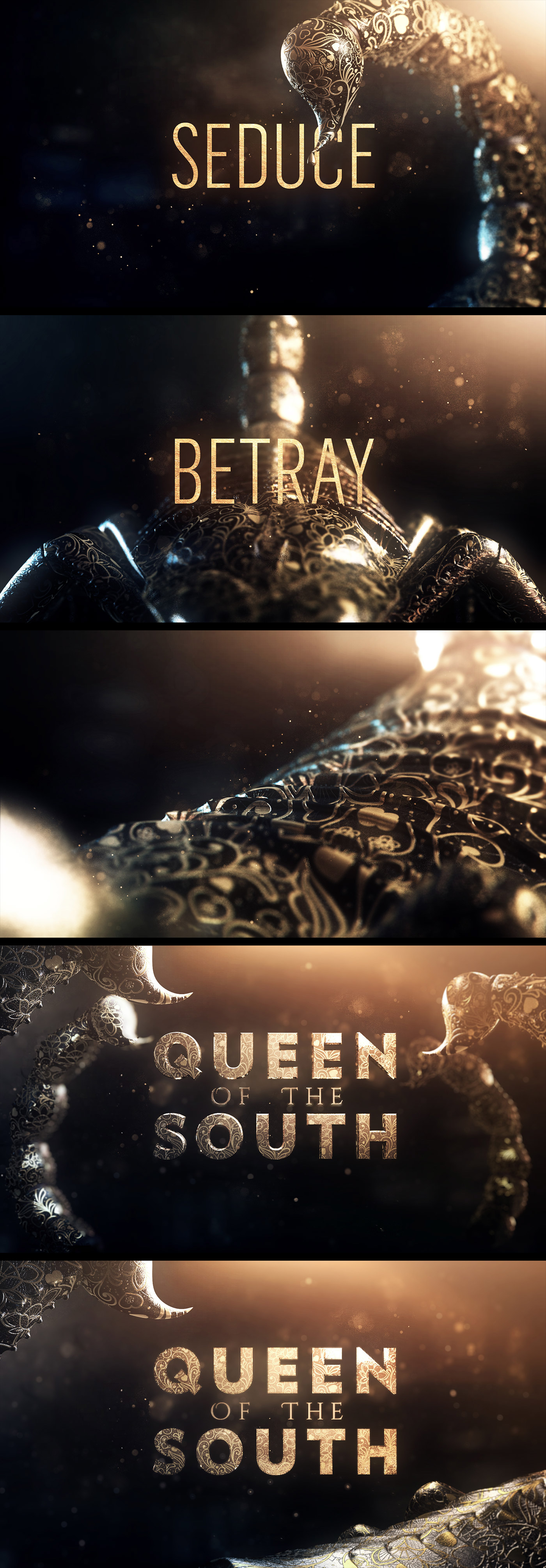 Queen Of The South On Behance