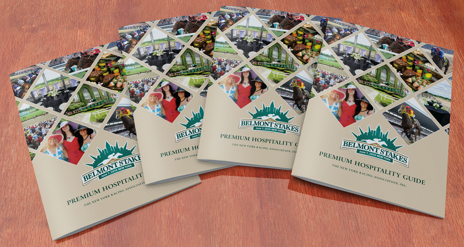 Belmont Stakes brochure