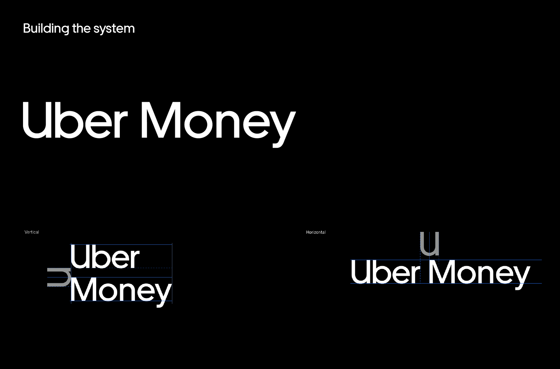 Fresh Brand Identity for Uber Money