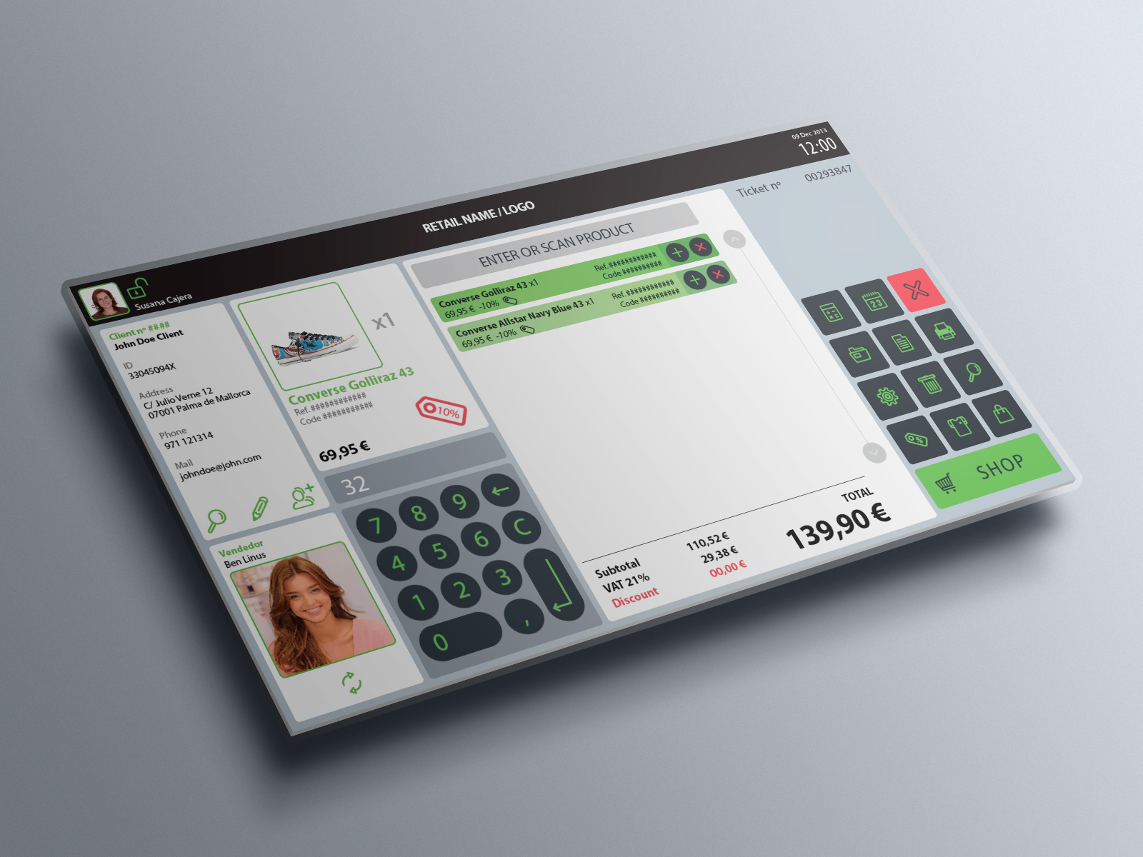 Retail Plus Point Of Sale Software - FREE
