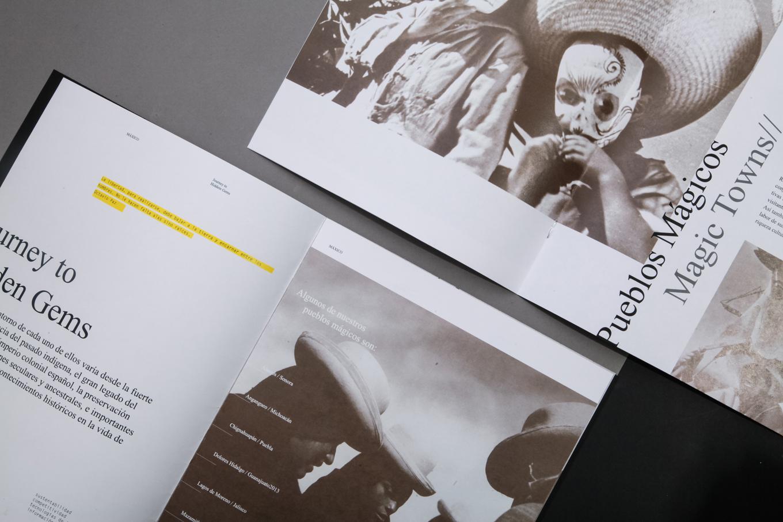 Brand Identity & Graphic Design: Máxico