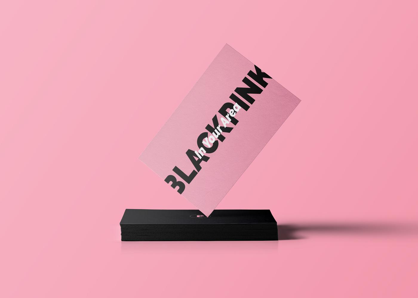 Blackpink Proposal Rebrand On Behance