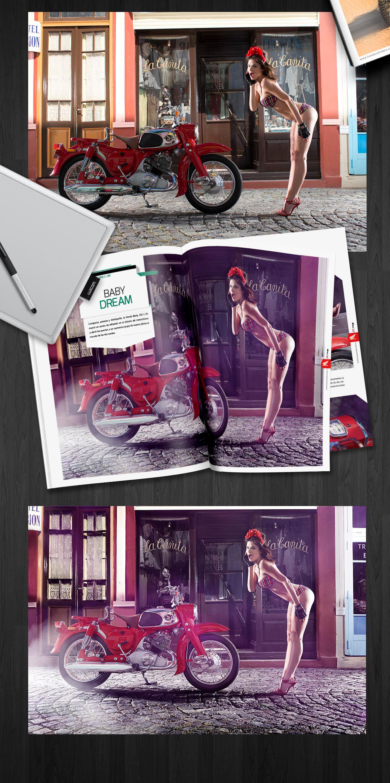 Red Riders Magazine / Honda Motor de Argentina on Behance