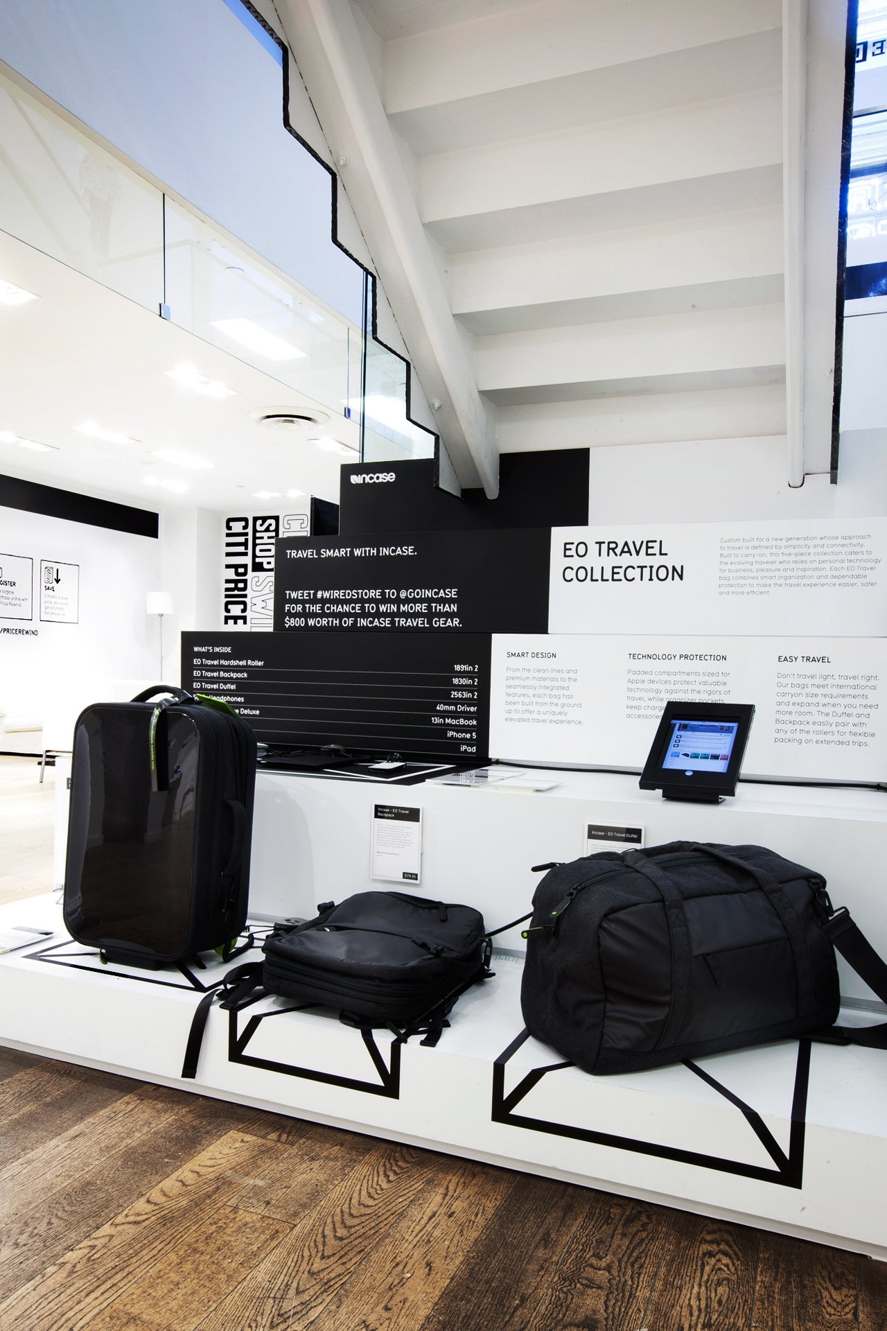 A look inside an experimental WIRED Store