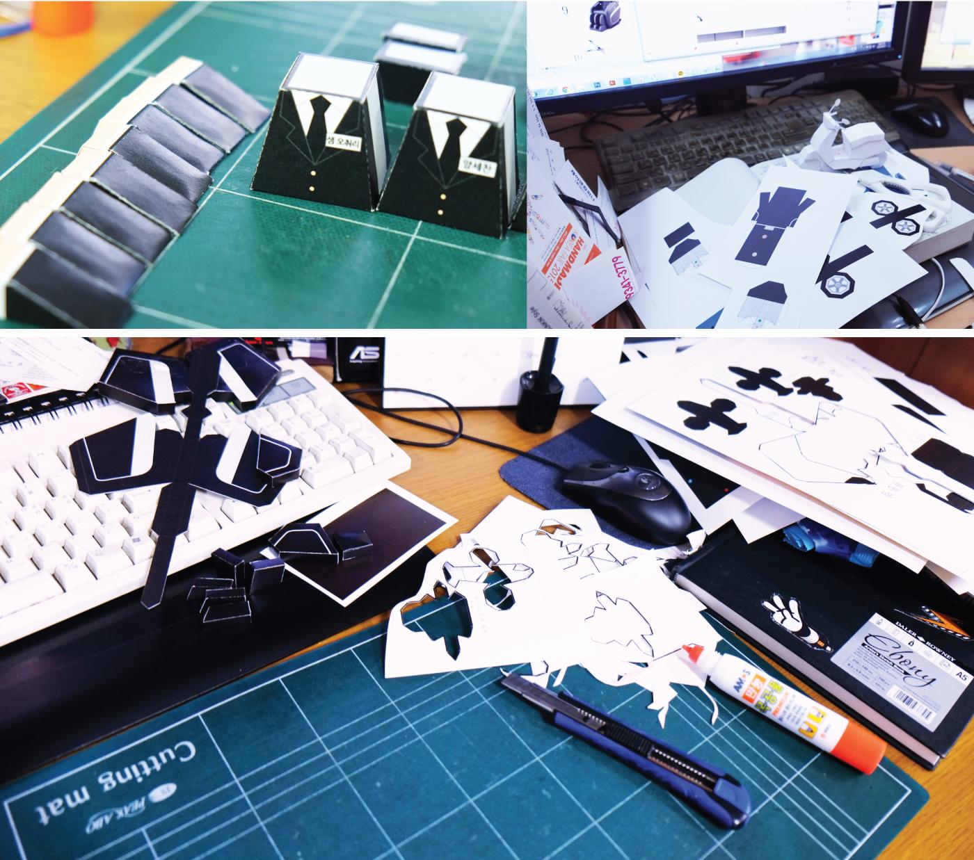 jtbc] BOX -4BD STUDIO on Behance