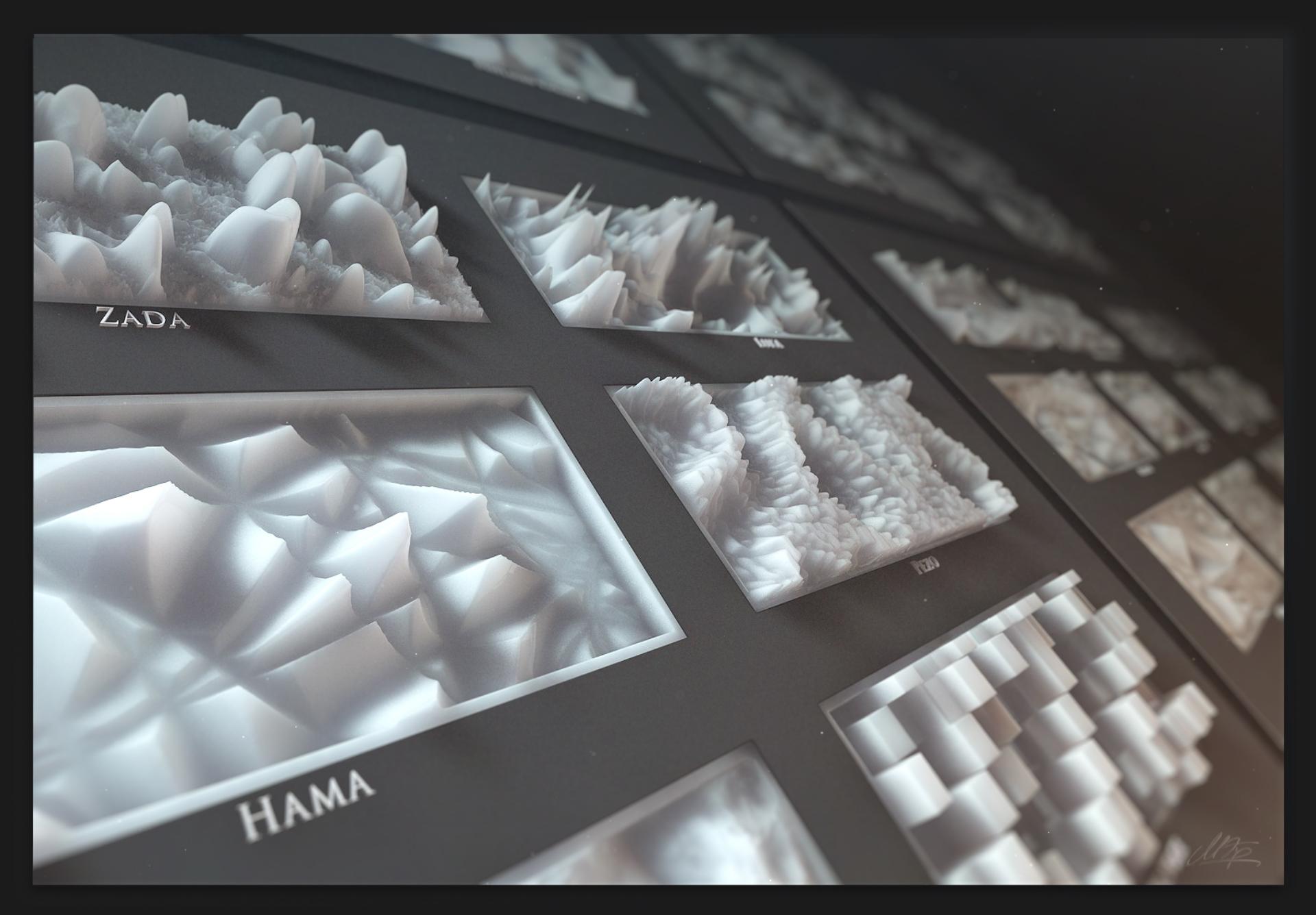 Cinema 4D Noise Palette on Behance