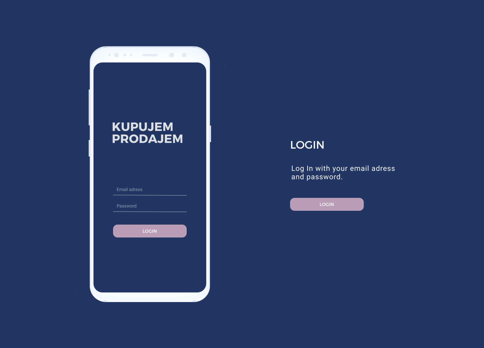 Kupujemprodajem Concept Shoppng App Redesign On Behance