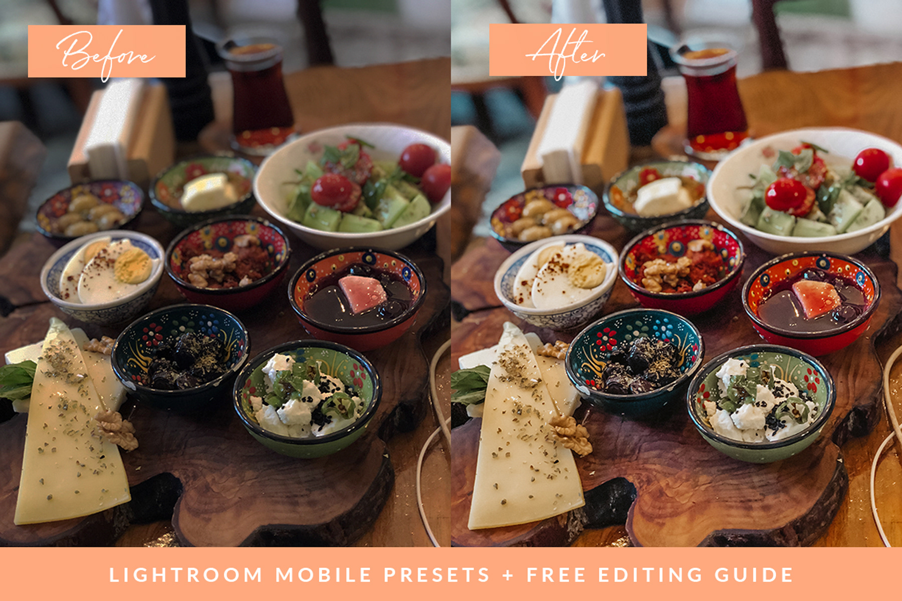 Lightroom Mobile Presets on Behance