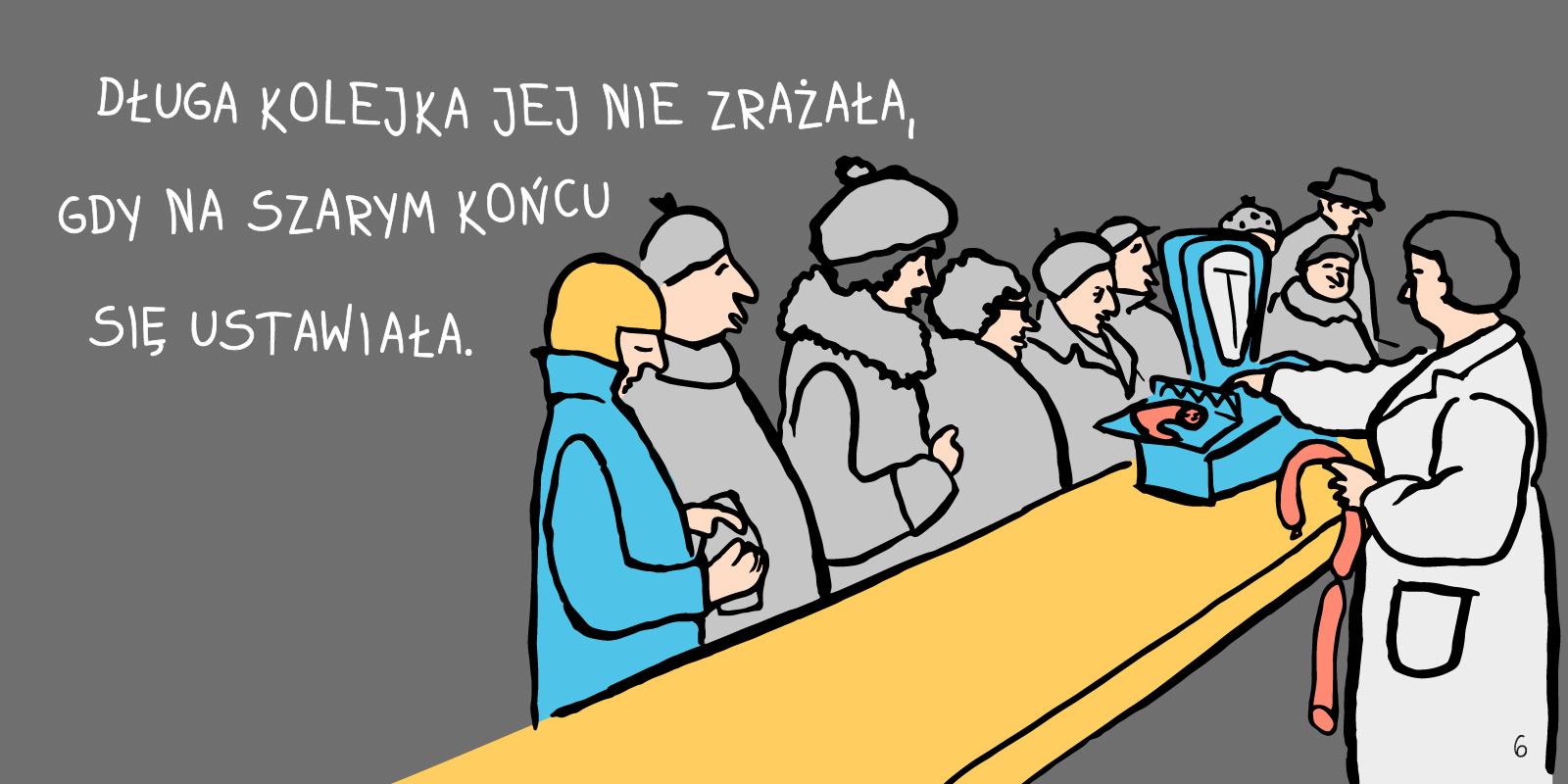Anonimowa Kiełbasiara On Behance