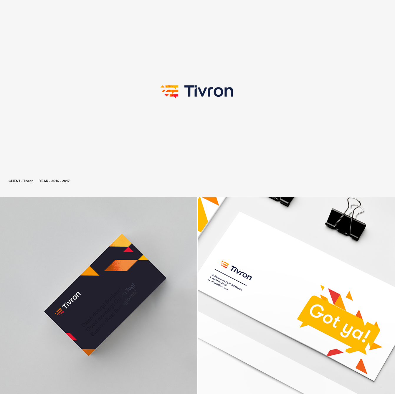Branding & Graphic Design Works by CHALLENGE Studio