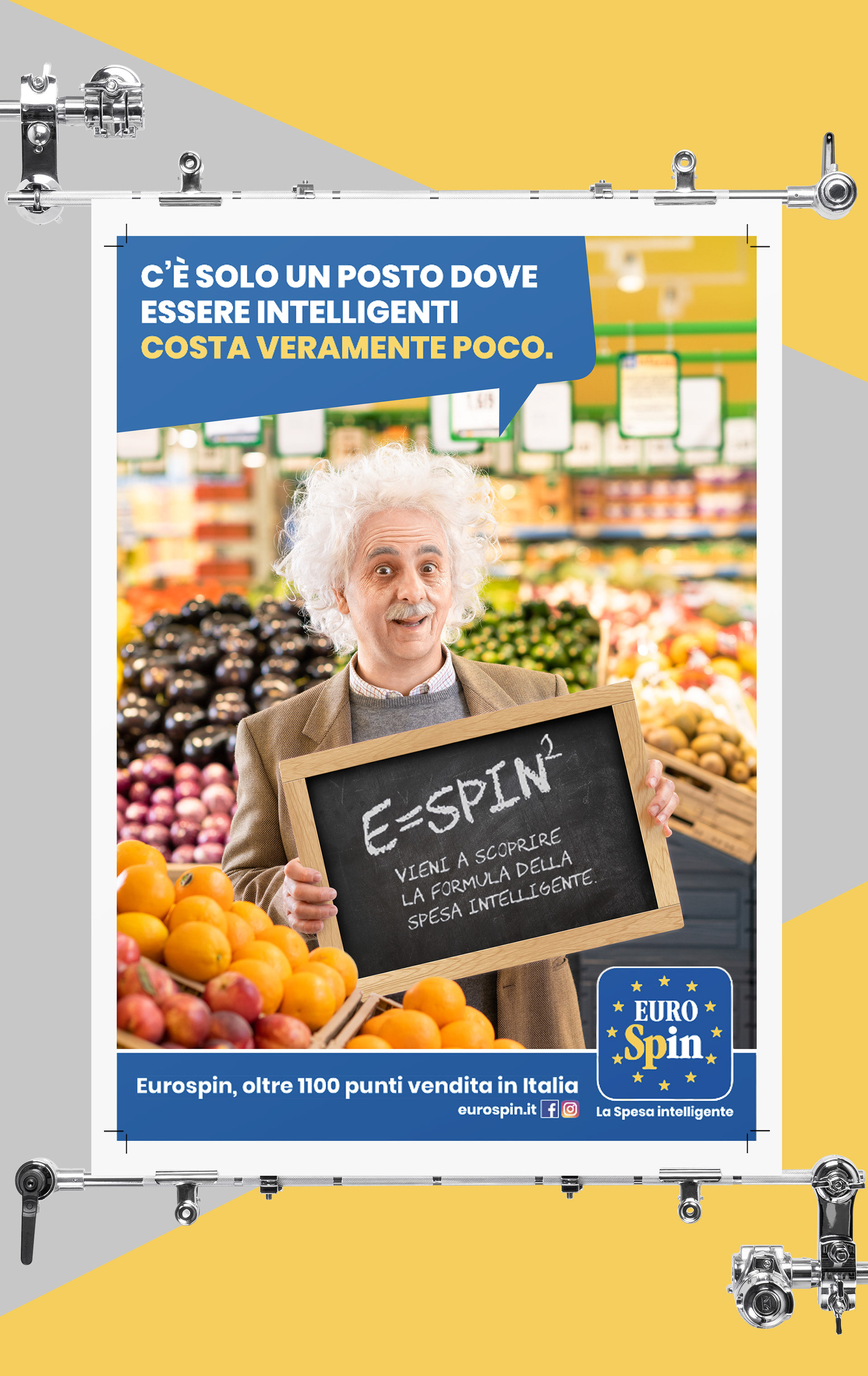 Eurospin La Spesa Intelligente On Behance