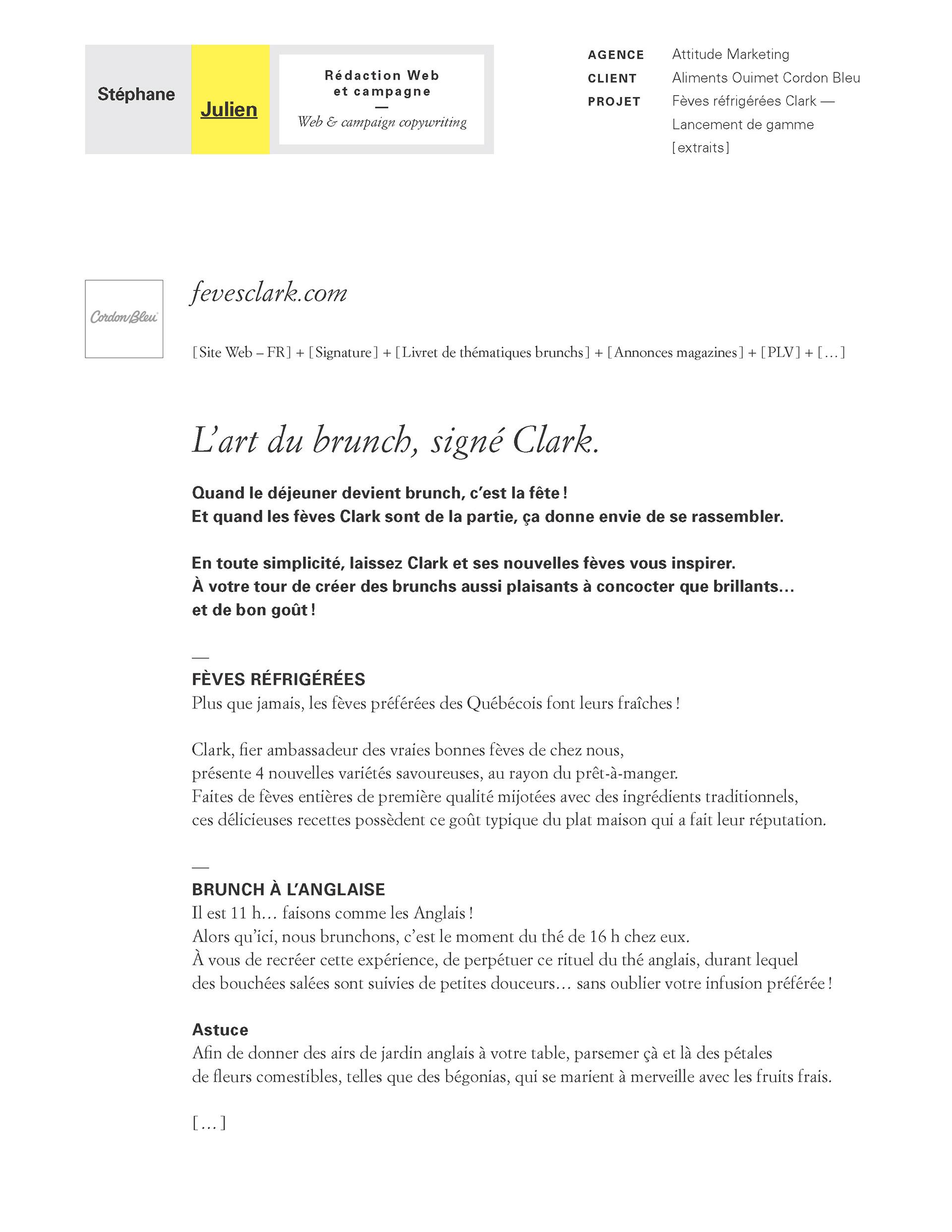 C Maison Et Jardin Magazine rédaction • copywriting on behance