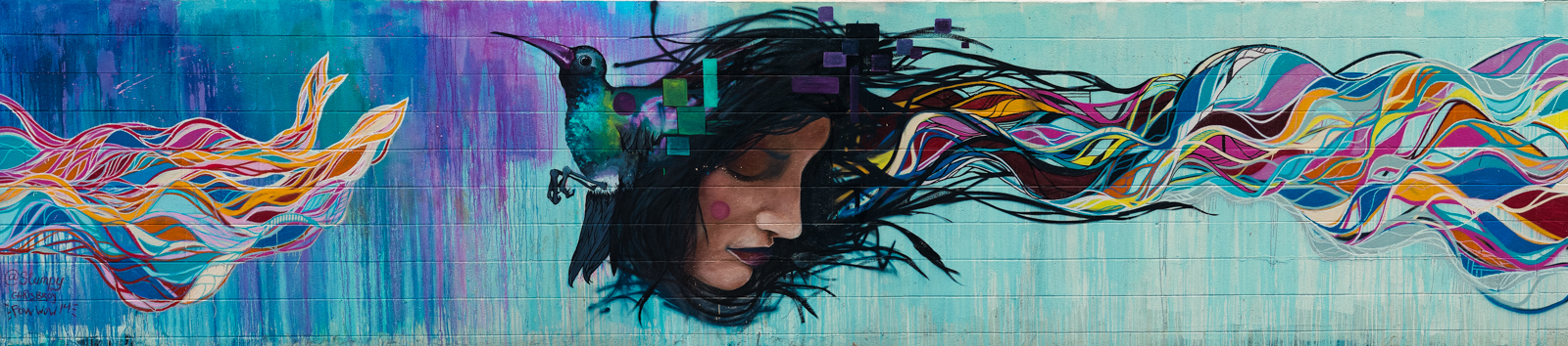 The Witness by Chris Broy for Pow Wow Hawaii