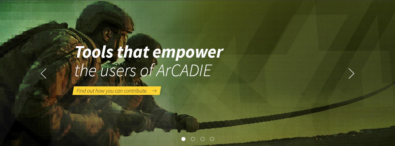 ArCADIE Banner 1
