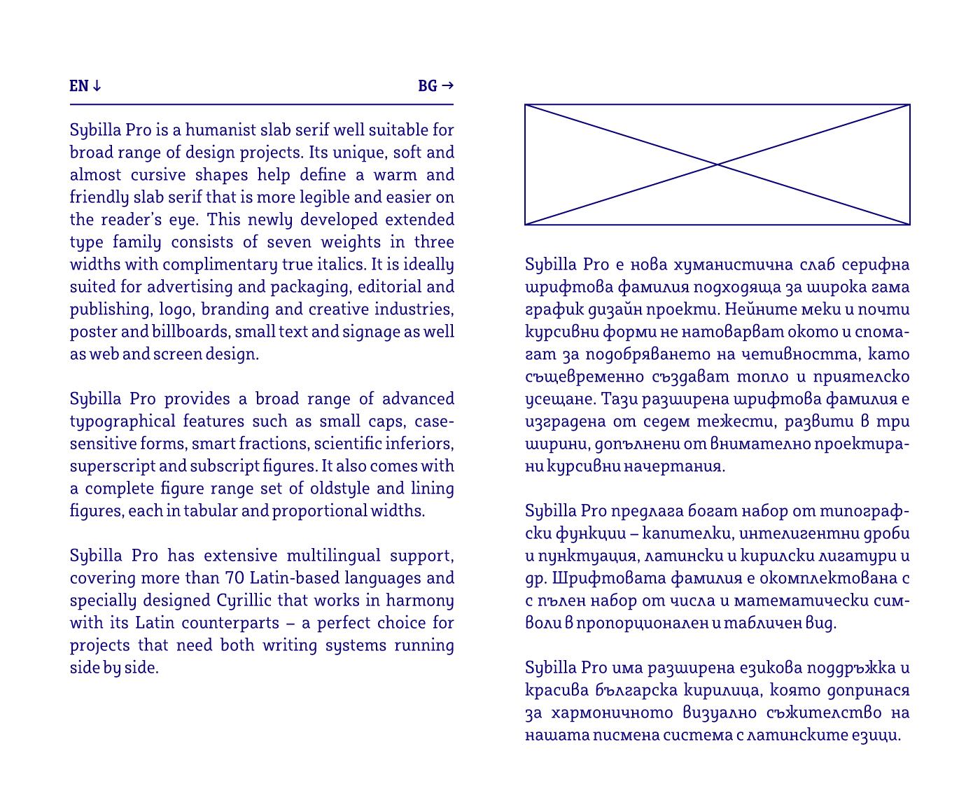 Sybilla Pro | Extended humanist slab serif on Behance