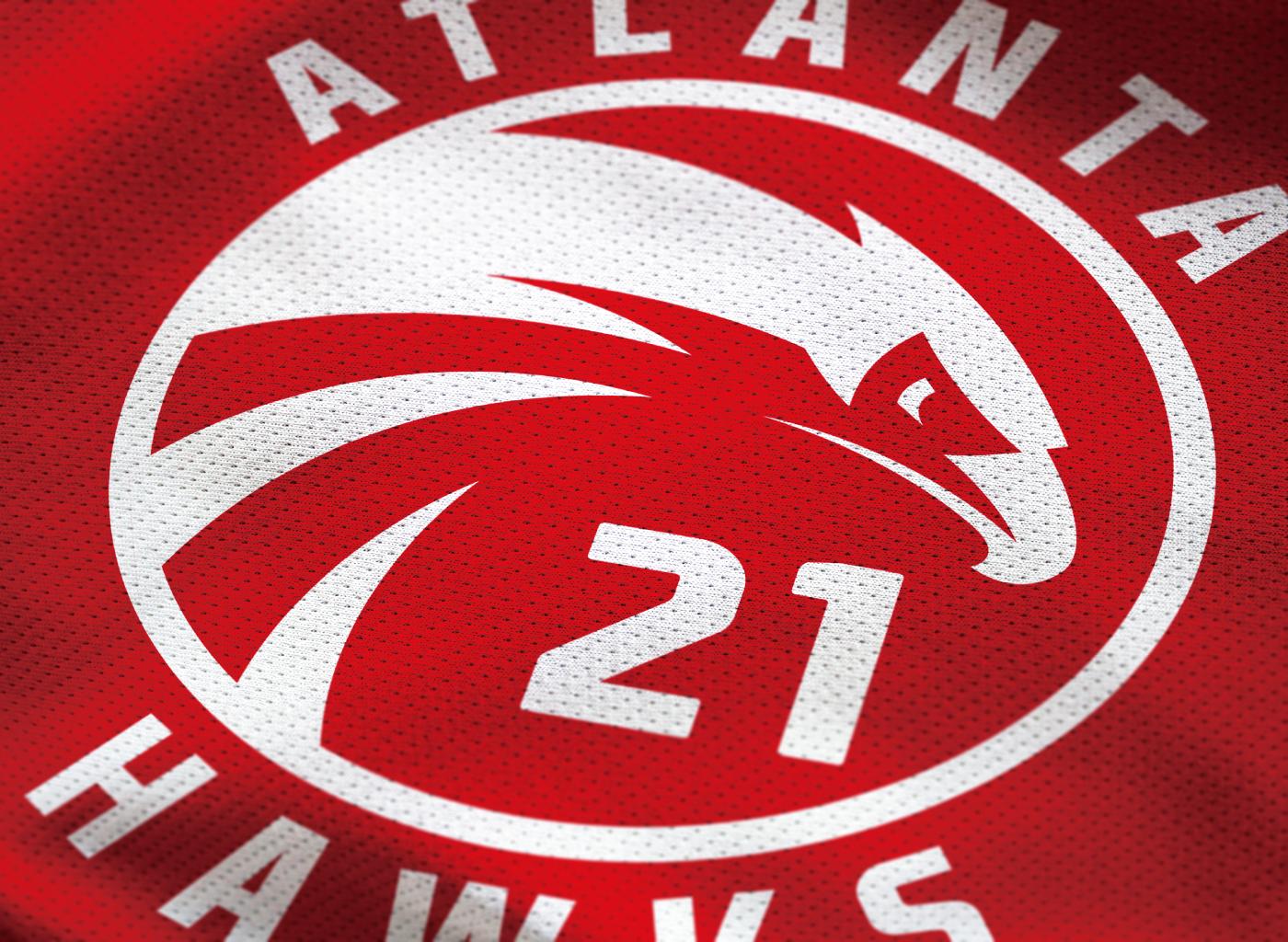 Atlanta hawks logo concept on behance thank you buycottarizona