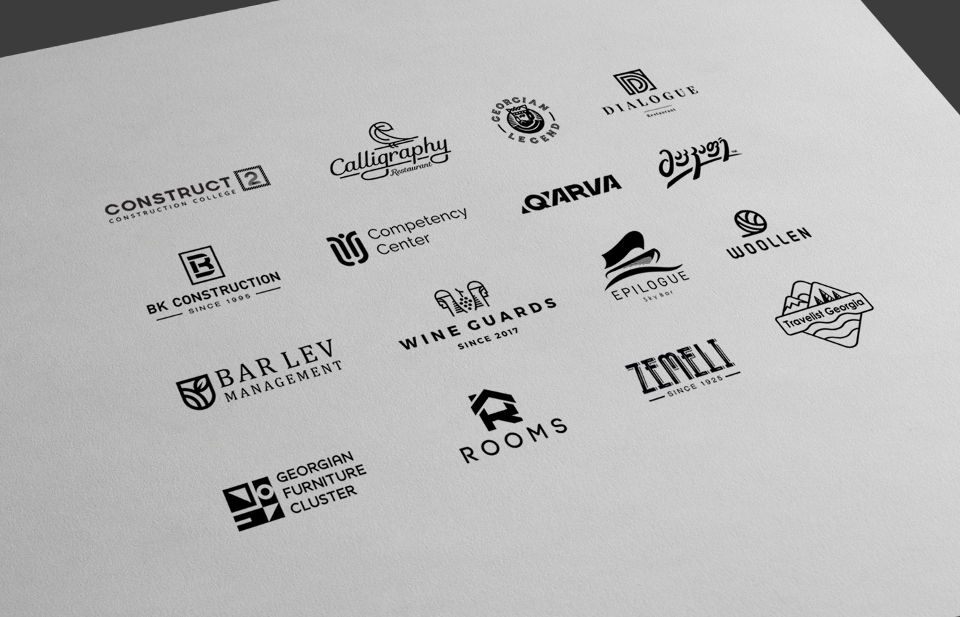 Logos Collection 2 on Behance