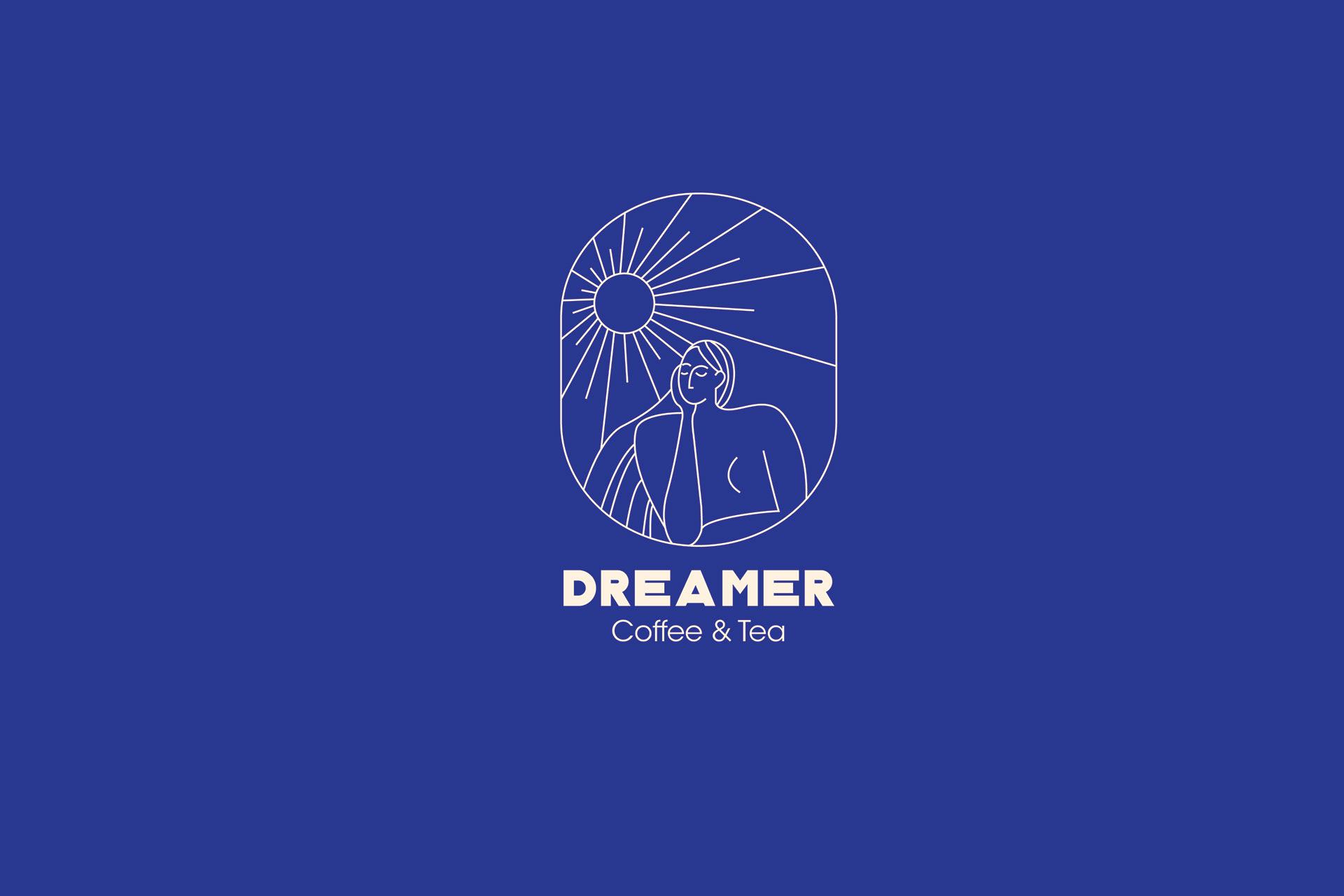 Dreamer Coffee Branding