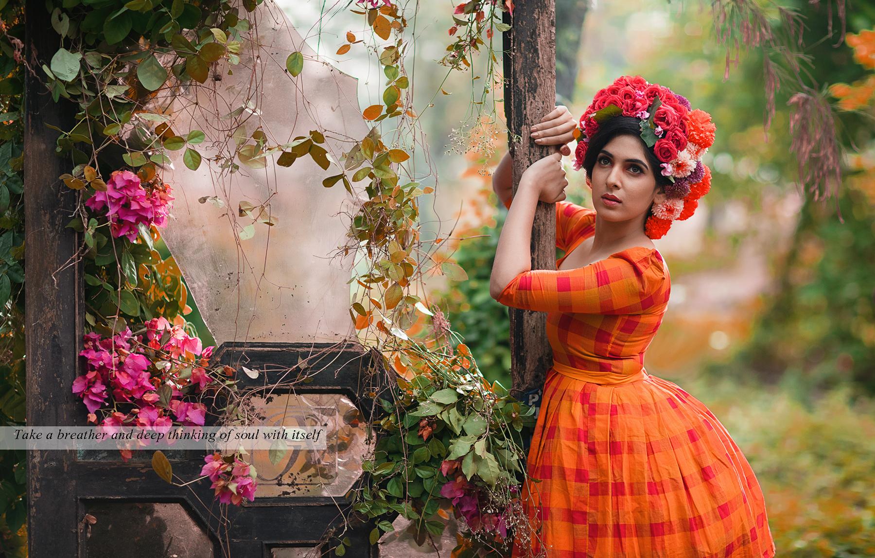 Bhagathkumar Bhagavathi Leilani The Heavenly Flower