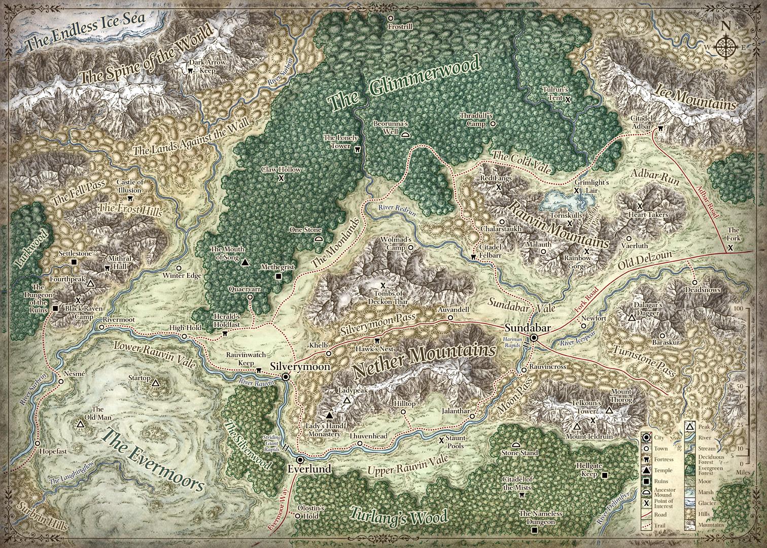 World Regional Maps On Behance