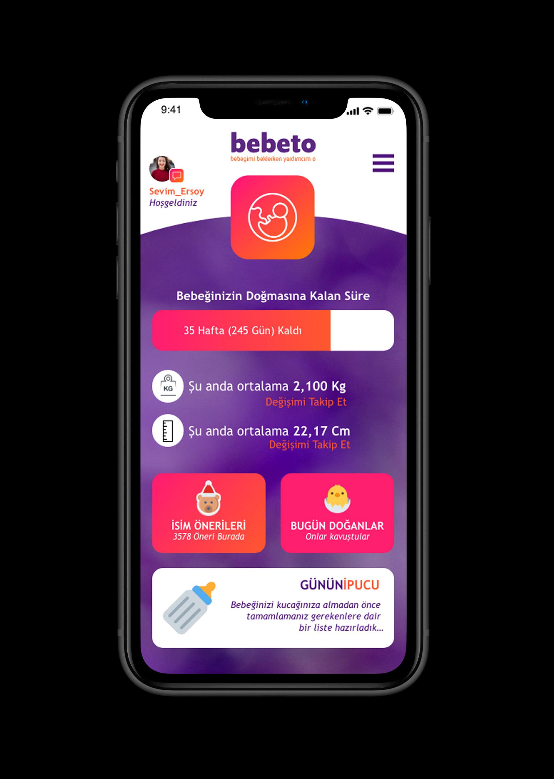 Mobile App User Interface Design on Behance