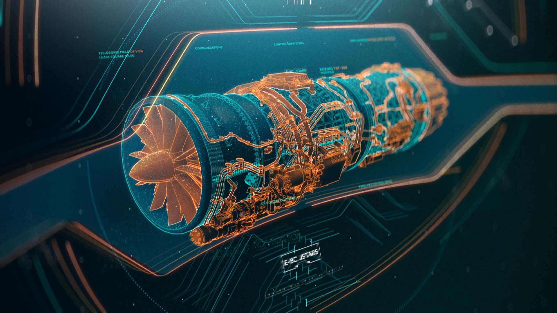 технологичная 3Д визуализация