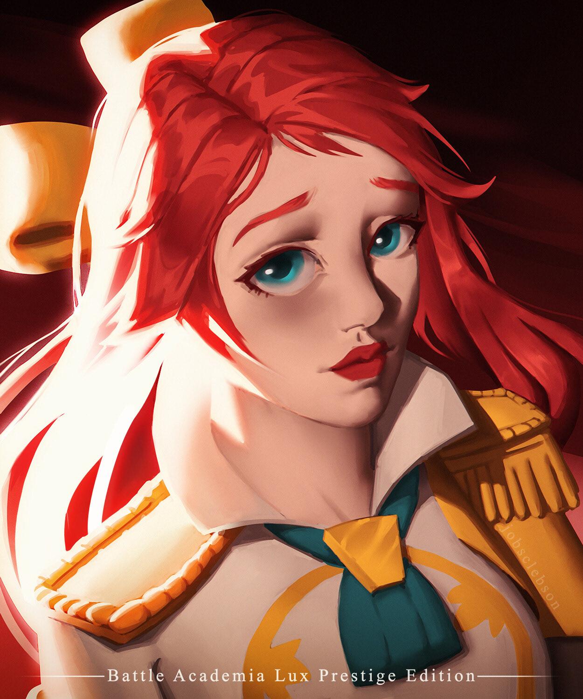 Portrait Battle Academia Lux Prestige Edition On Behance