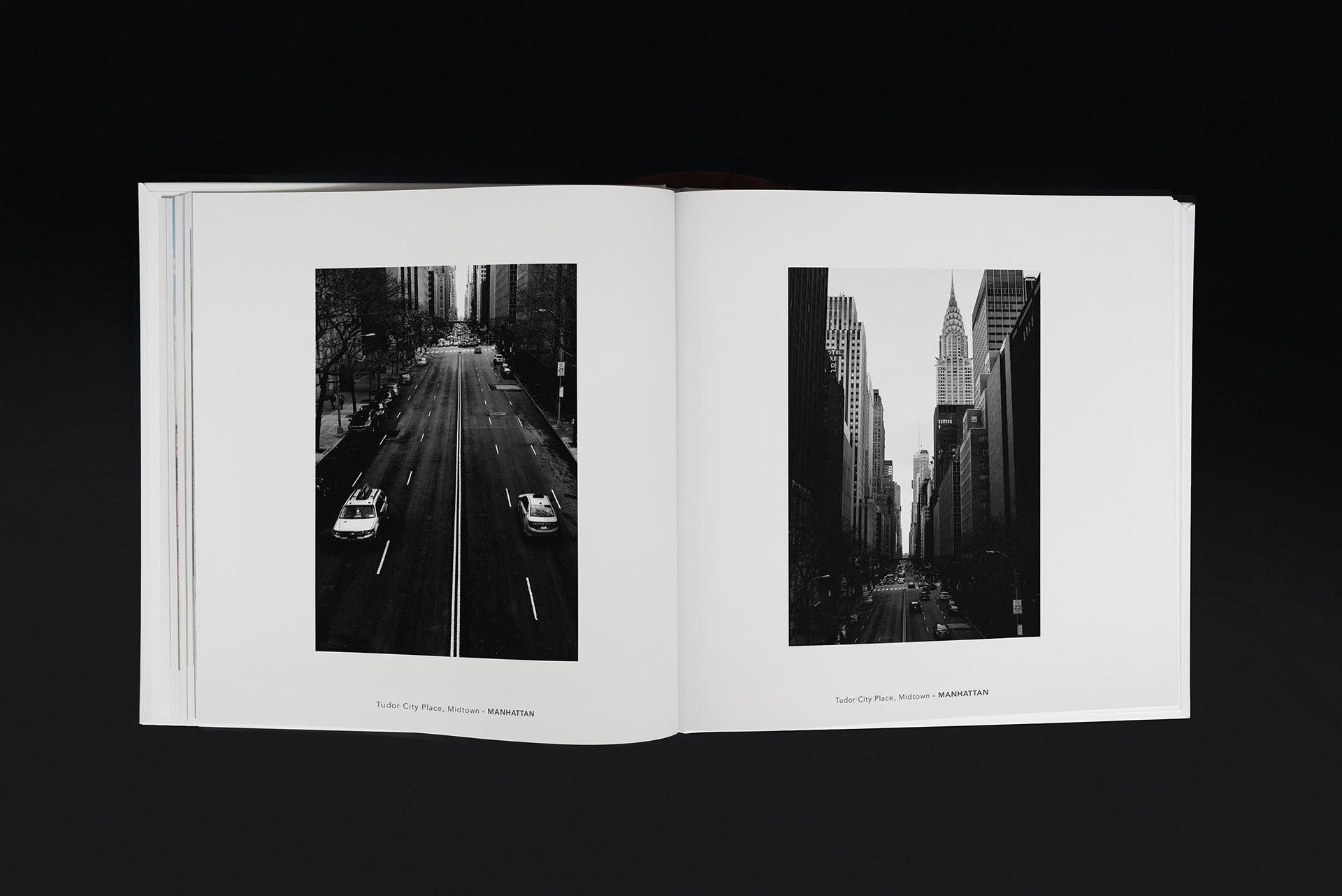 Photography: New York Book by Vivien Bertin