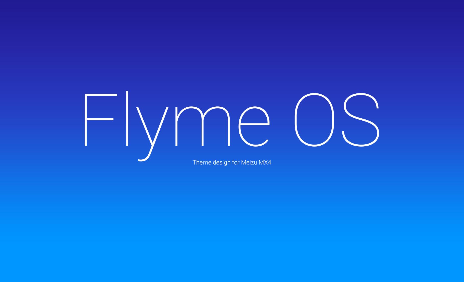 Theme design for Flyme OS on Behance