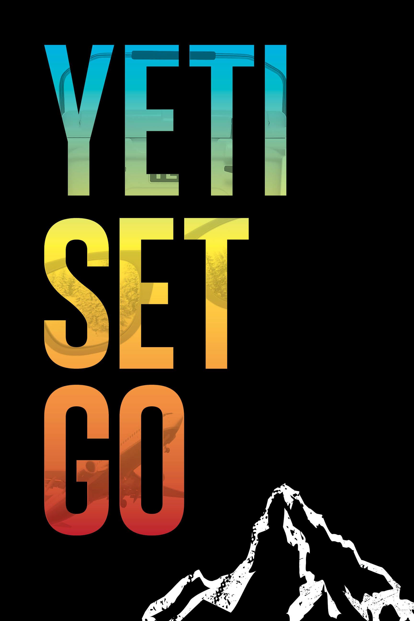 Yeti, Set, Go! Spring Break Promotion on Behance