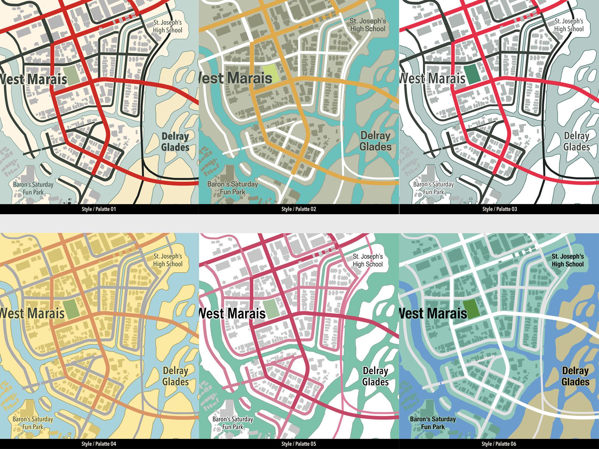 Paul rand pierce freelance game ui ux designer mafia iii world map gumiabroncs Image collections