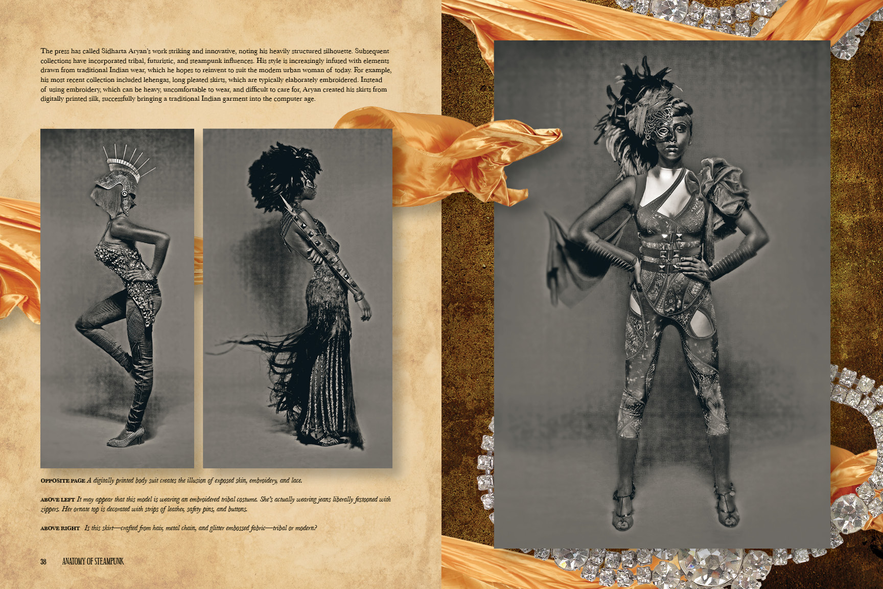 Anatomy of Steampunk on Behance