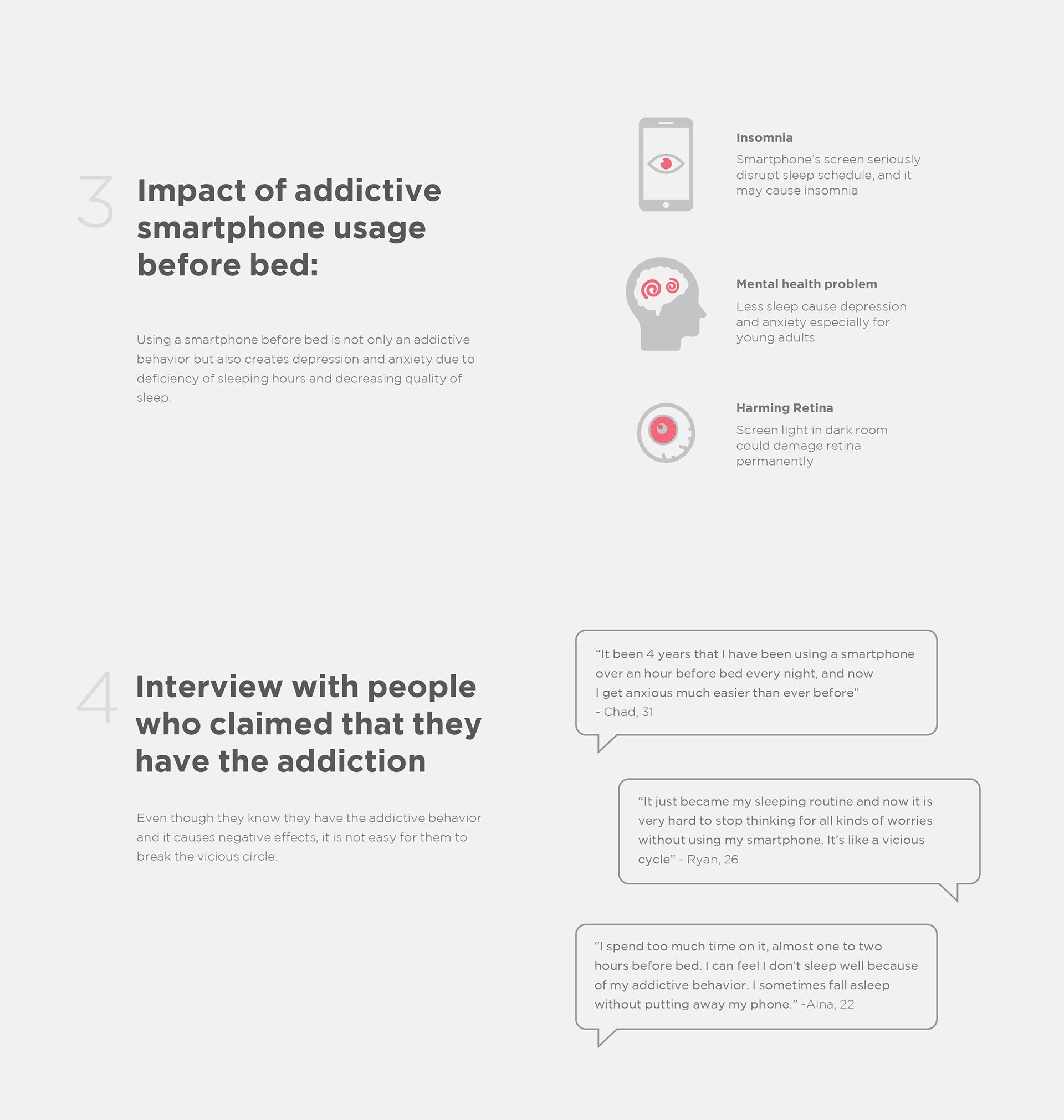 Industrial Design: MoDi - a smart sleep aid for smartphone addicts