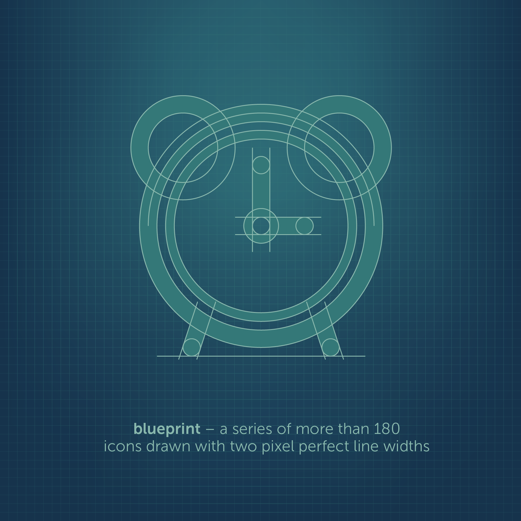 Blueprint a series of free icons from to icon on behance malvernweather Image collections