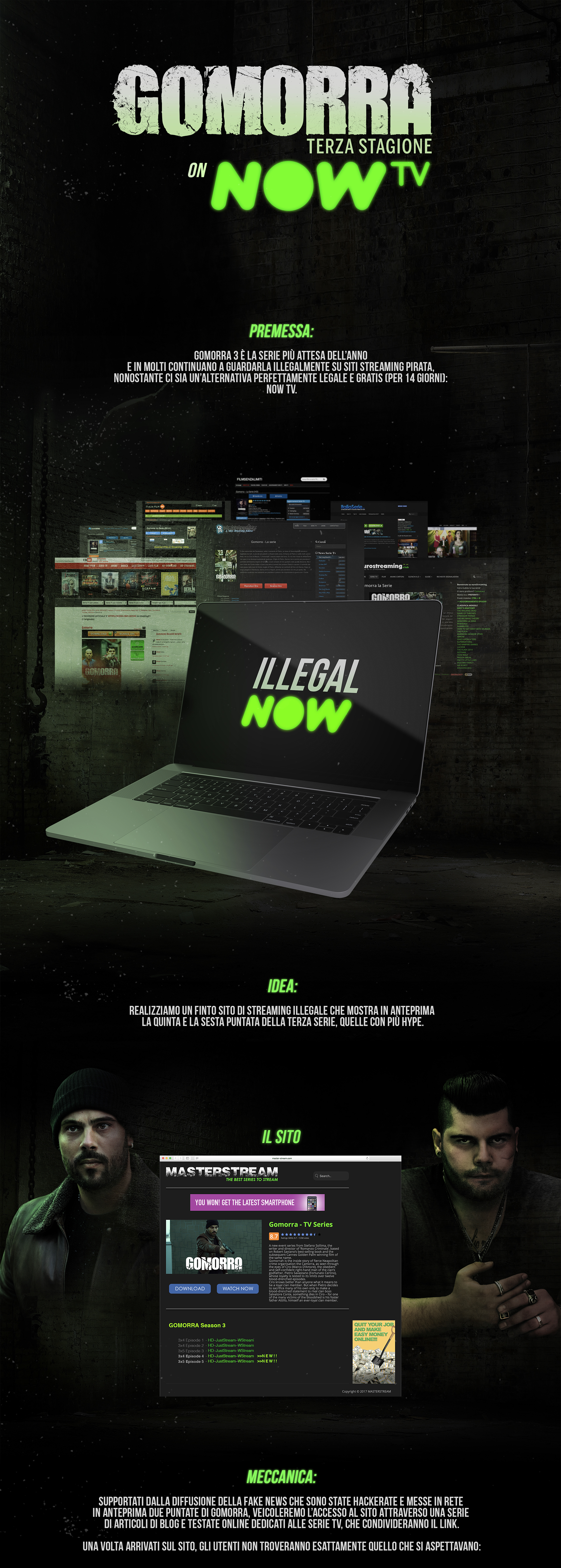 Illegal Now On Behance