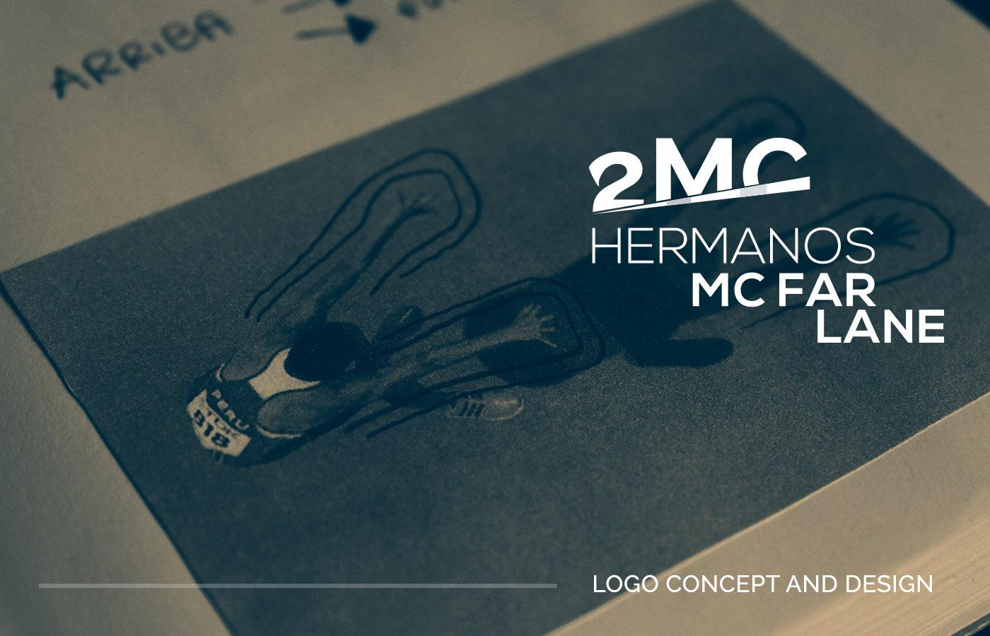 Logo Concept and Design | 2MC on Behance