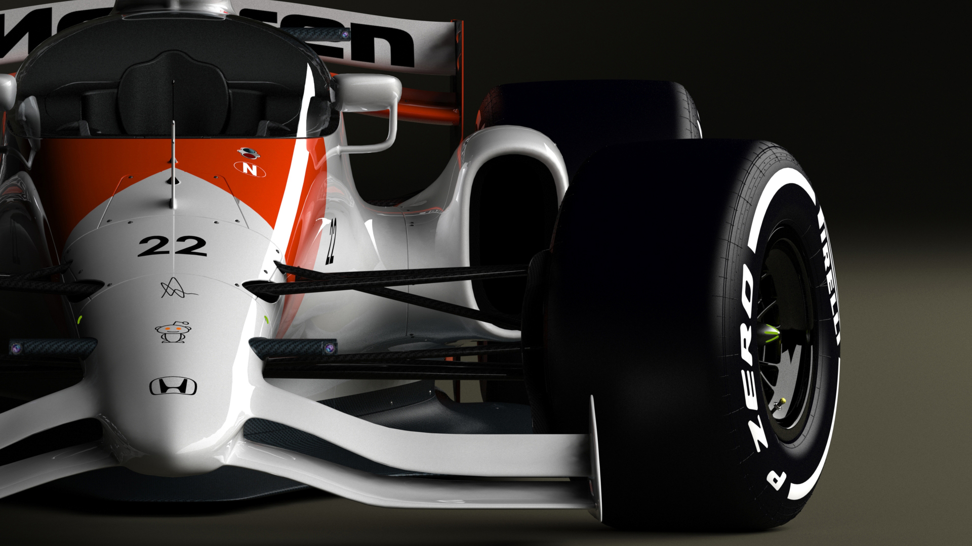 Mclaren Honda Formula 1 Concept With Closed Cockpit On Behance