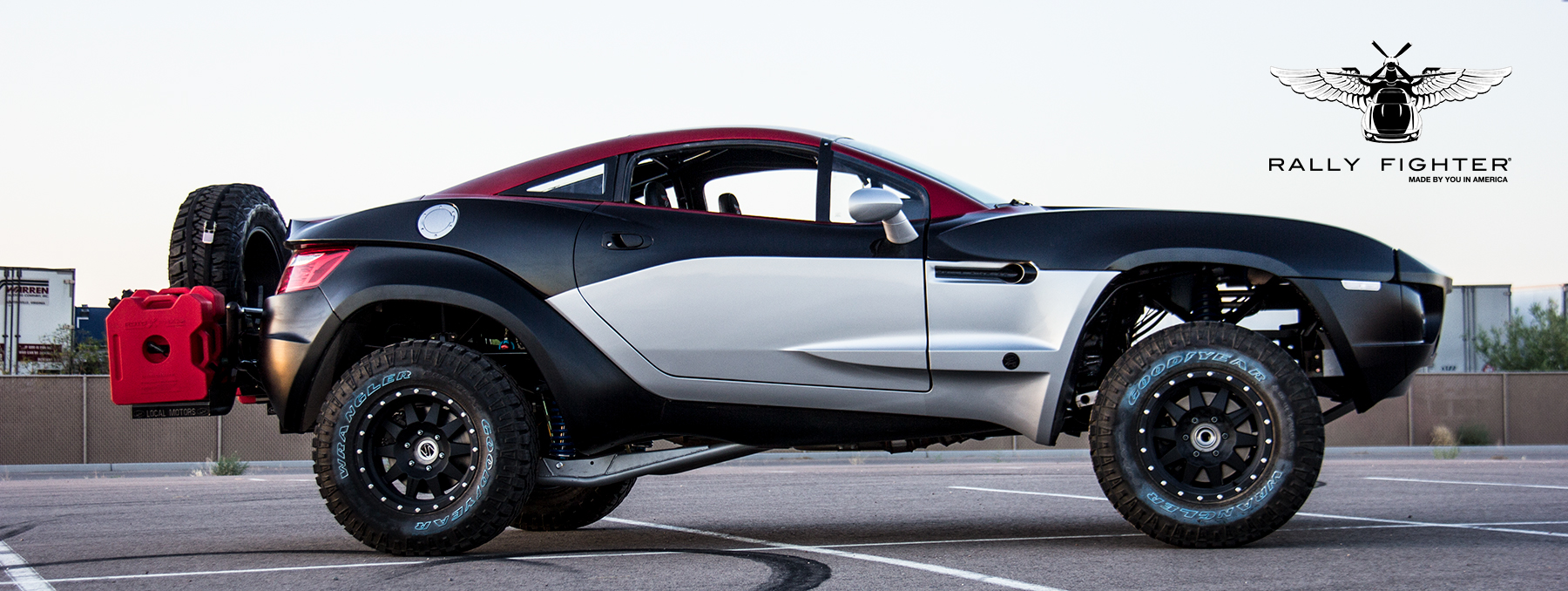 Local Motors Rally Fighter >> Local Motors Rally Fighter Gen 2 Interior On Behance