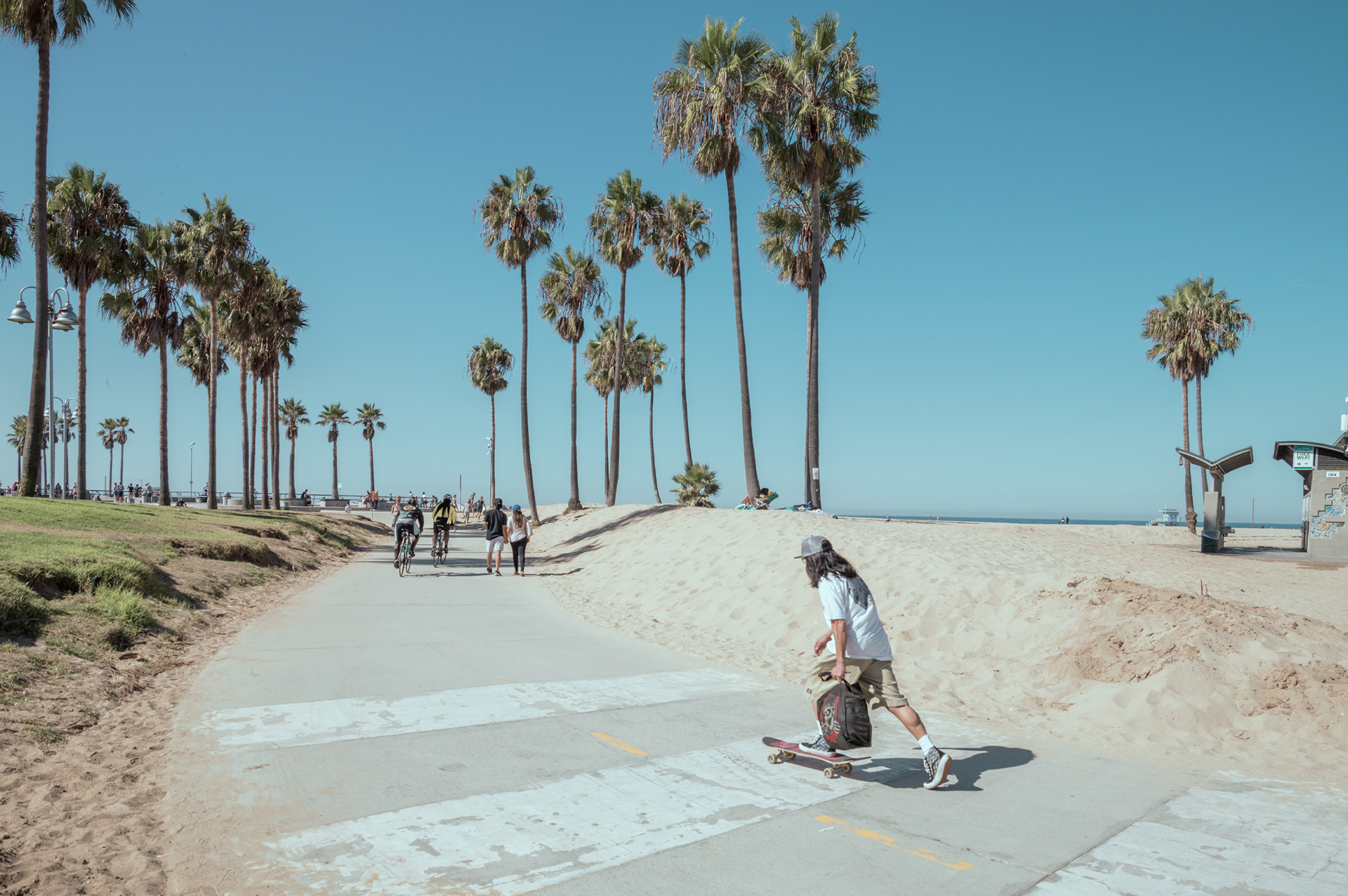 Digital Photography: Los Angeles, California with Ludwig Favre
