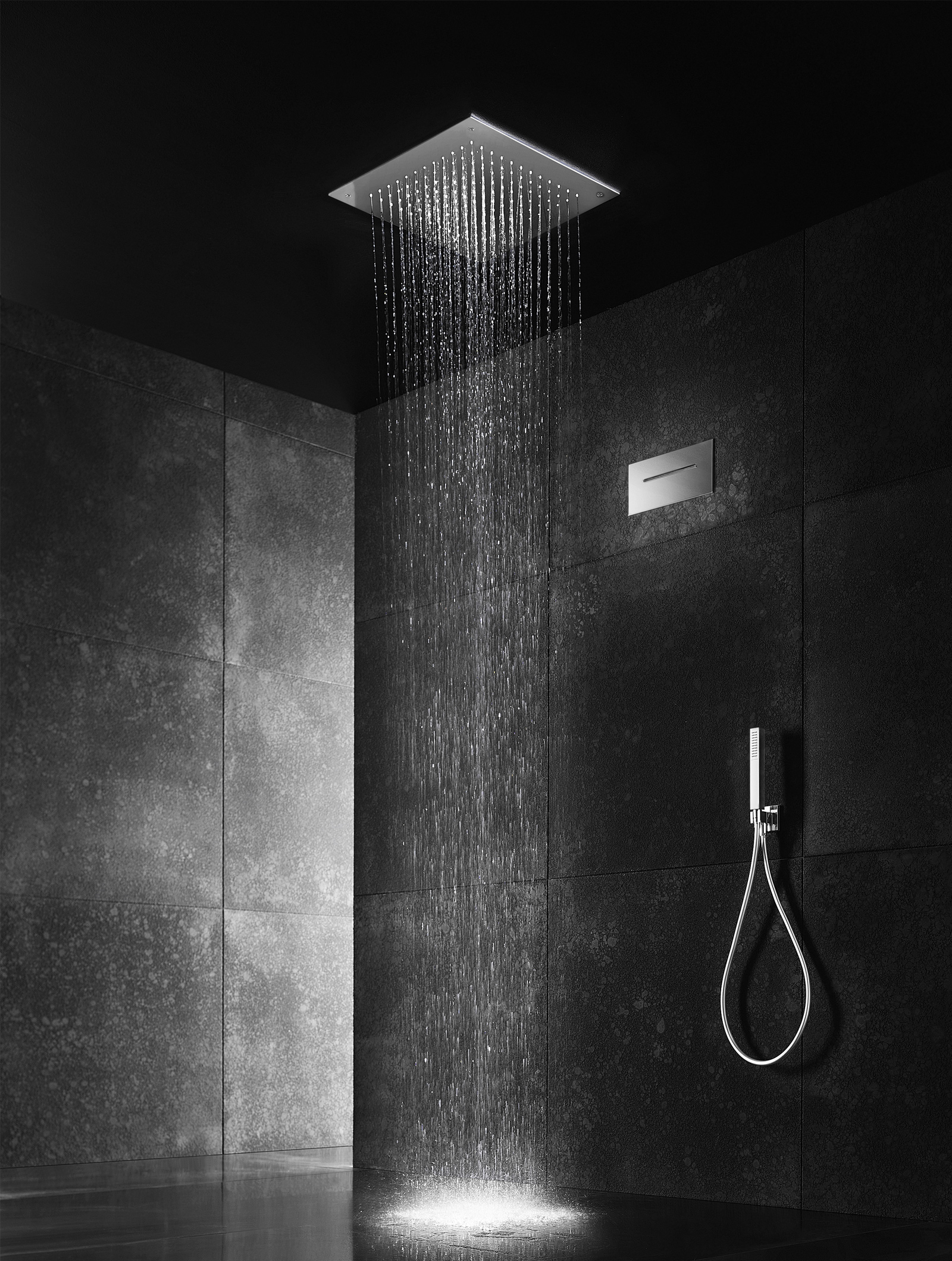 Sensual Showering Experience On Behance