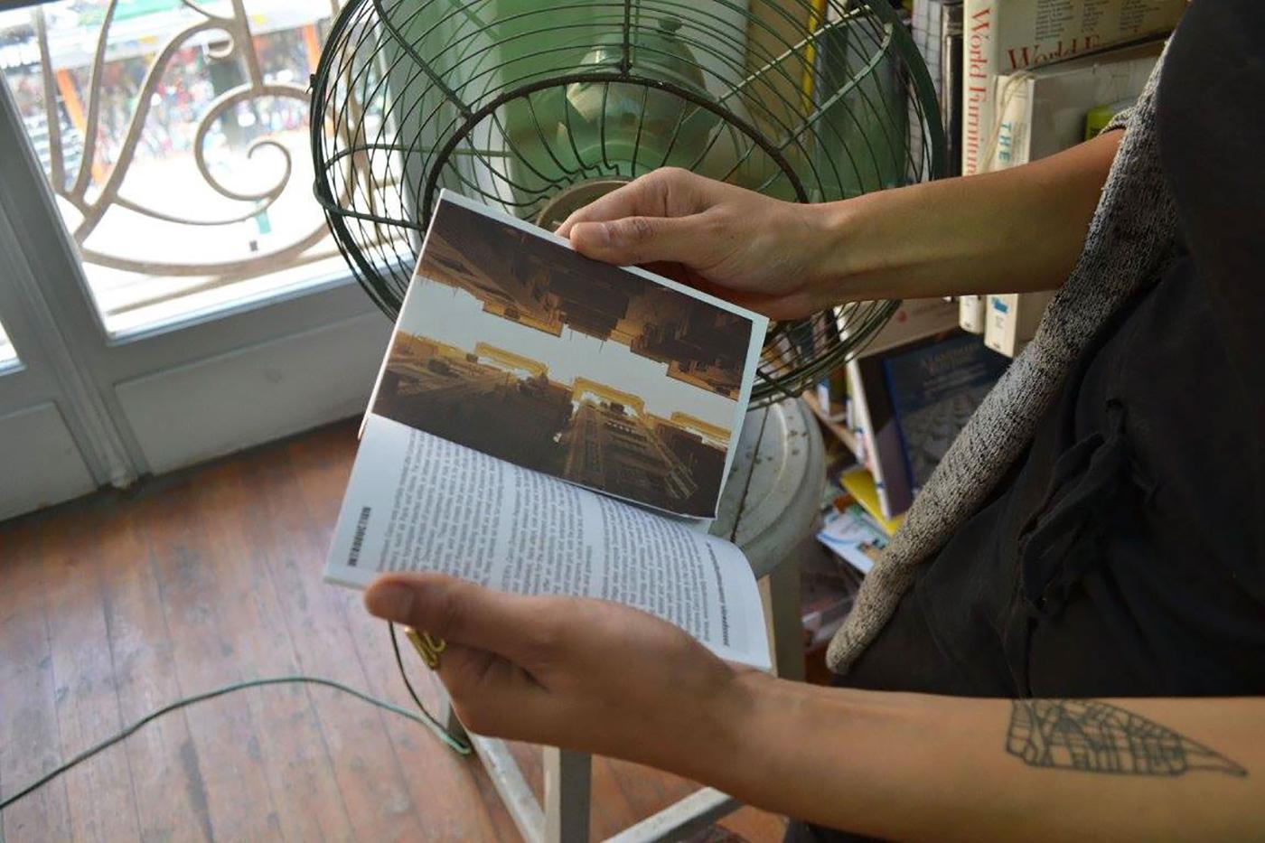 cairo downtown passageways guidebook on behance