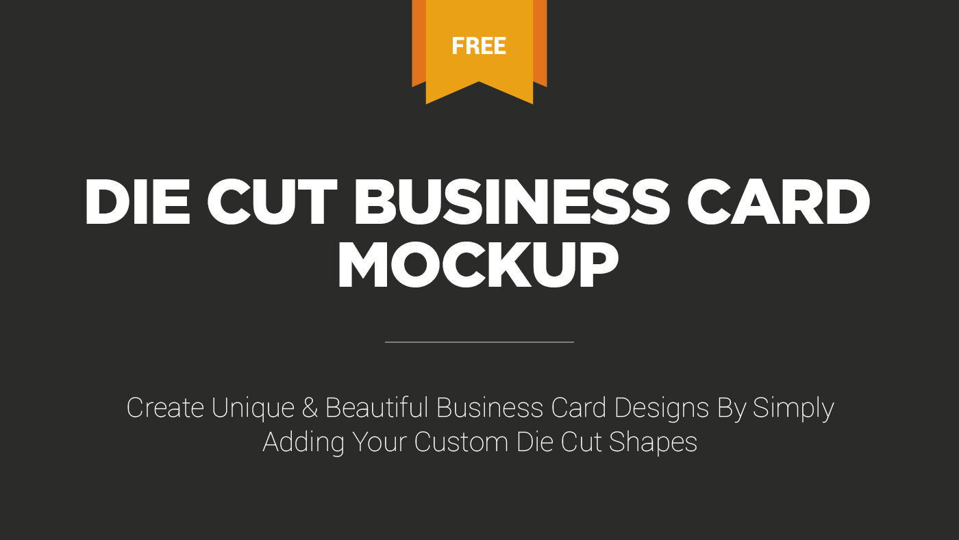Free Creative Business Card Mockup on Behance