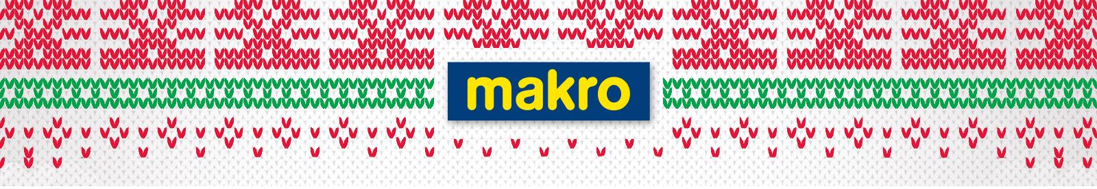 MAKRO Christmas Header